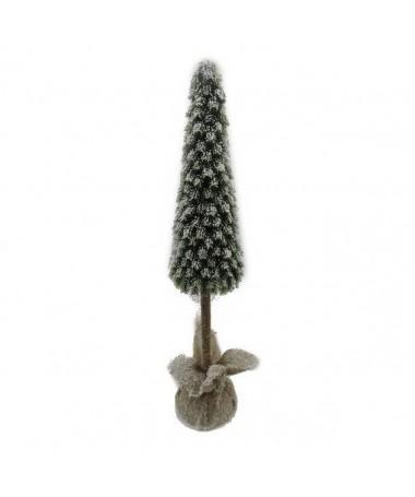 Albero di Natale innevato - 78 cm