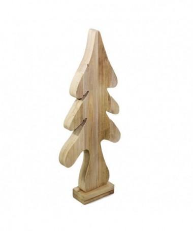 Albero in legno - naturale