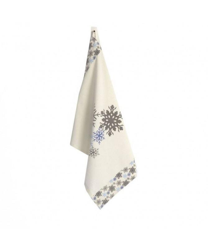 Asciugamano da cucina Neve - set da 2