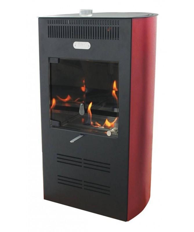 Stufa a bioetanolo ventilata Elegance - disponibile in diversi colori