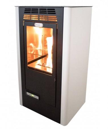 Stufa a bioetanolo ventilata Compact - disponibile in diversi colori