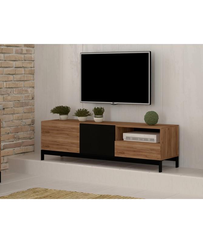 Mobile porta Tv METIS 1 anta + 3 cassetti + 1 vano prodotto Tecnos!