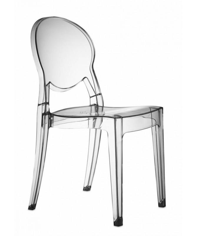 Sedia Igloo Chair ignifuga in policarbonato Made in Italy - Set da 2