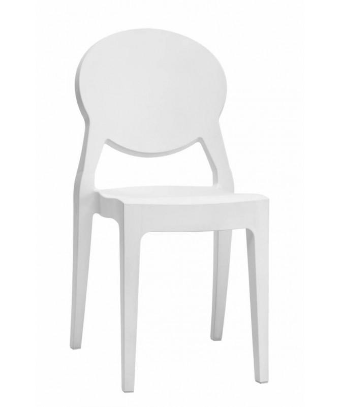 Sedia Igloo Chair Set da 4 ignifuga policarbonato Made in Italy