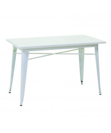 Tavolo ferro BRISTOL bianco