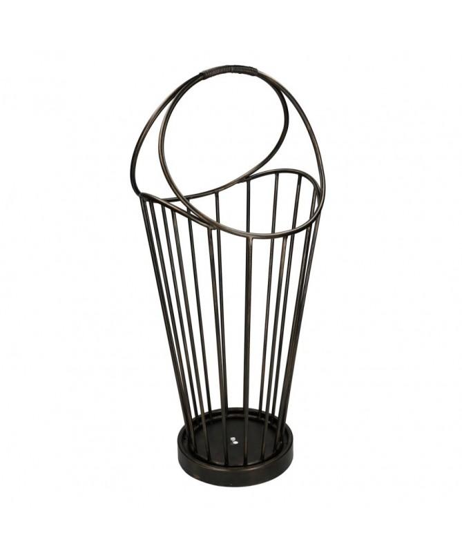 Portaombrelli metallo bronzo scuro