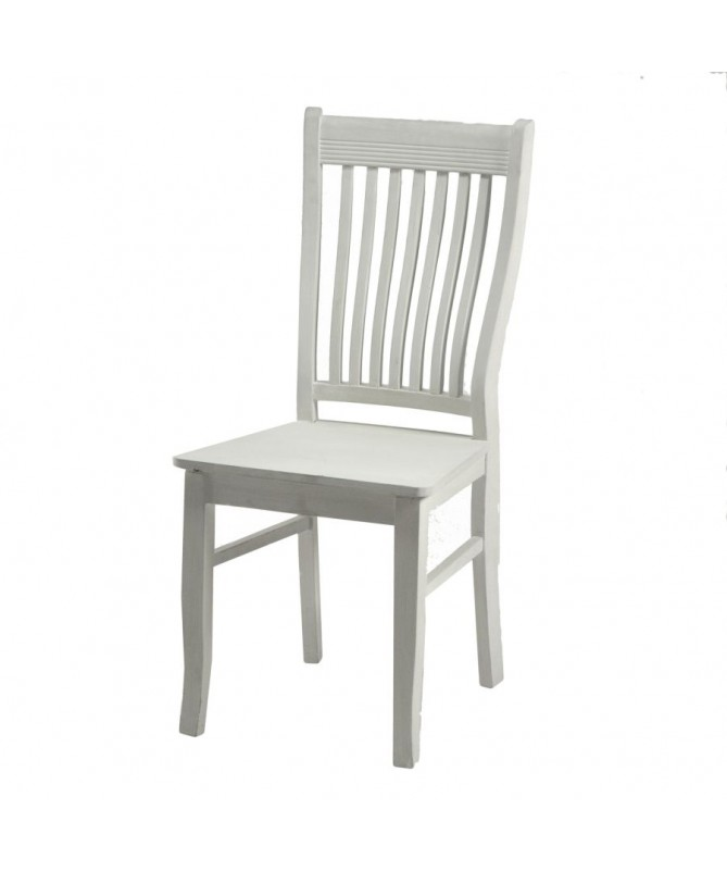Sedia legno FRIBURGO bianca