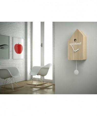 Orologio a cucù Q01 - legno