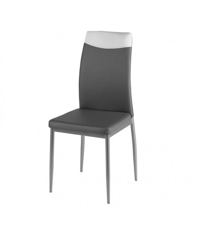 Set di 4 sedie Atena in poliuretano