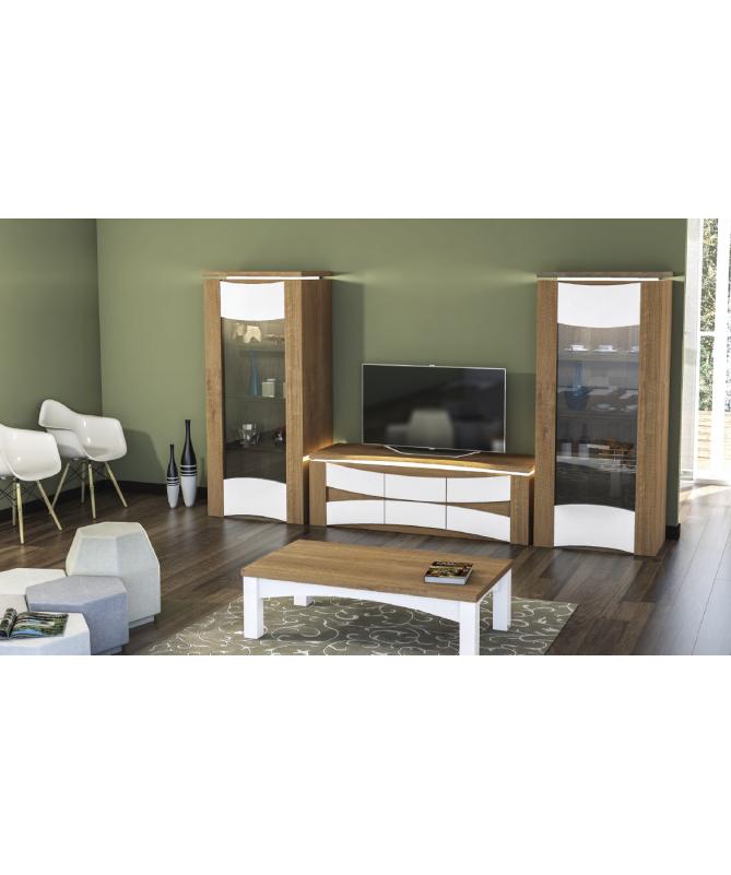 Mobile porta tv rovere Stella Made in Italy