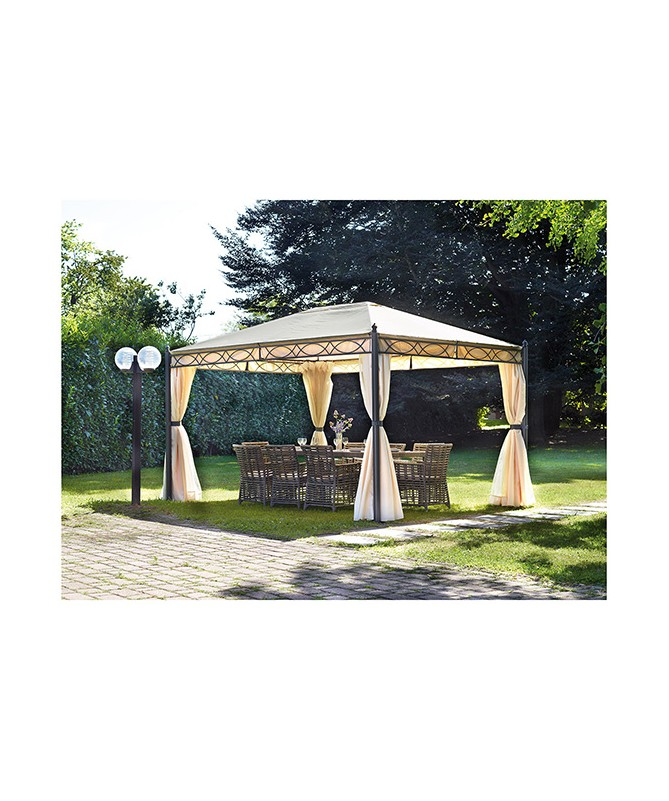 set tende laterali per gazebo 3x4
