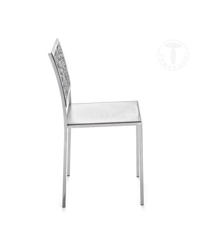 Sedia in abs Classic - set da 4 grigio