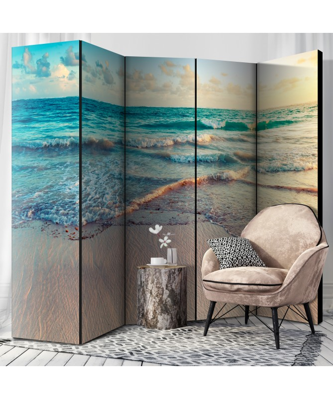 Paravento - Beach in Punta Cana II [Room Dividers]