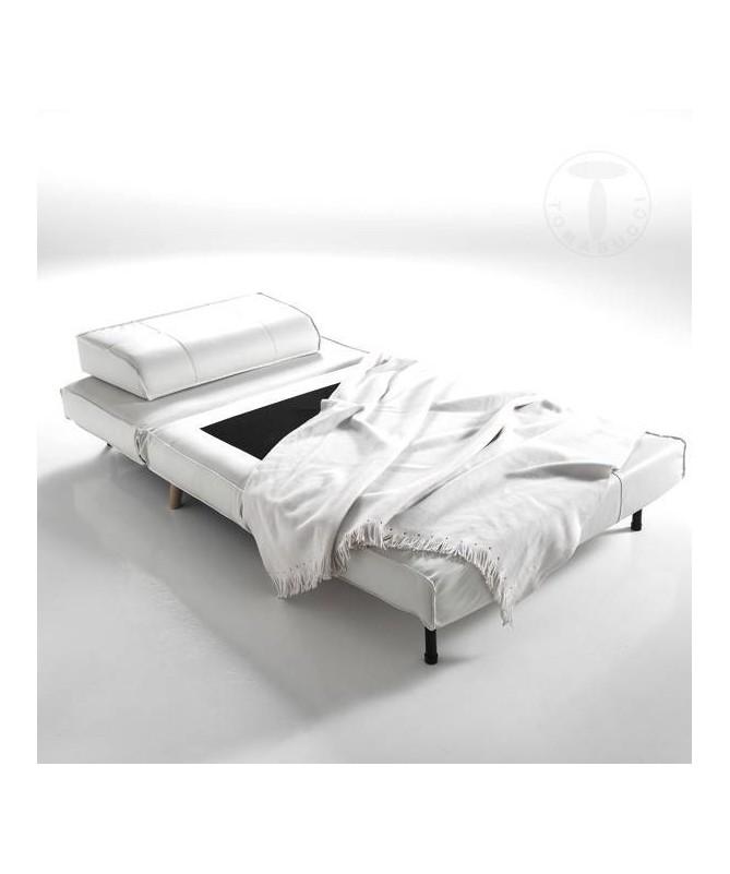 Poltrona letto Shift - bianco