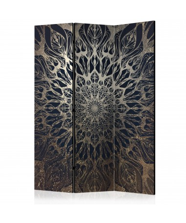 Paravento - Spider Web (Brown) [Room Dividers]