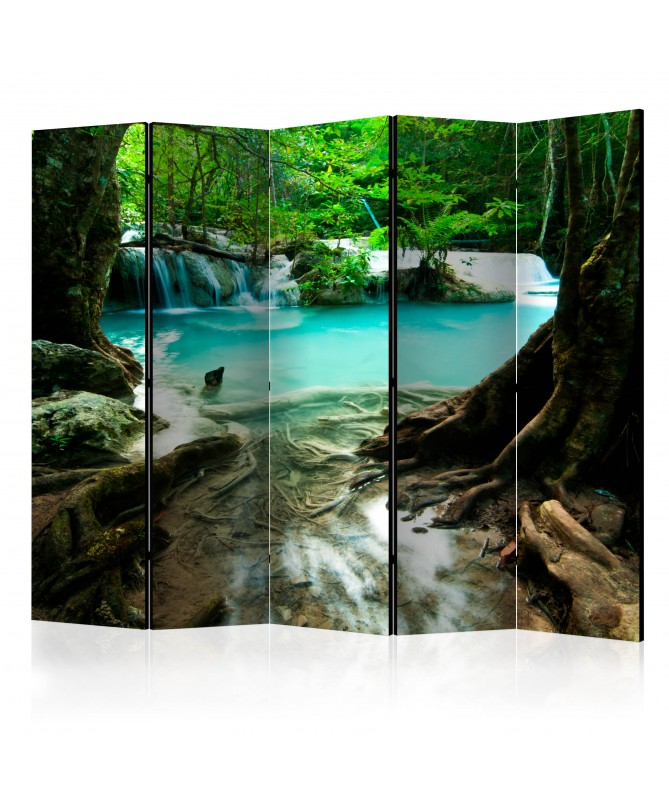 Paravento - Crystal Clear Water II [Room Dividers]