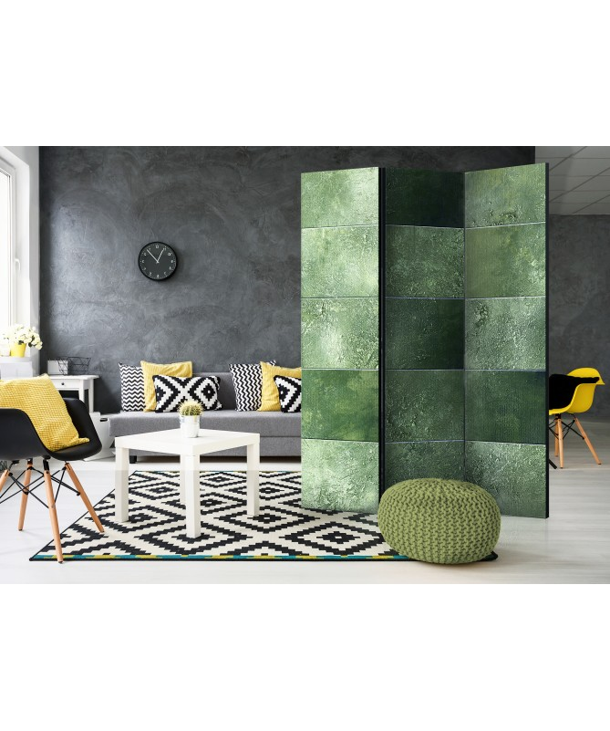 Paravento - Green Puzzle [Room Dividers]