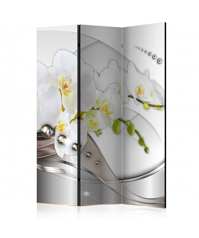 Paravento - Pearl Dance of Orchids [Room Dividers]