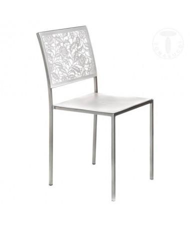 Sedia in abs Classic - set da 2 bianco