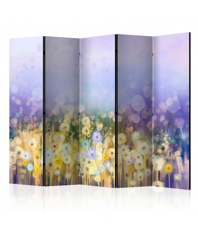 Paravento - Painted Meadow II [Room Dividers]