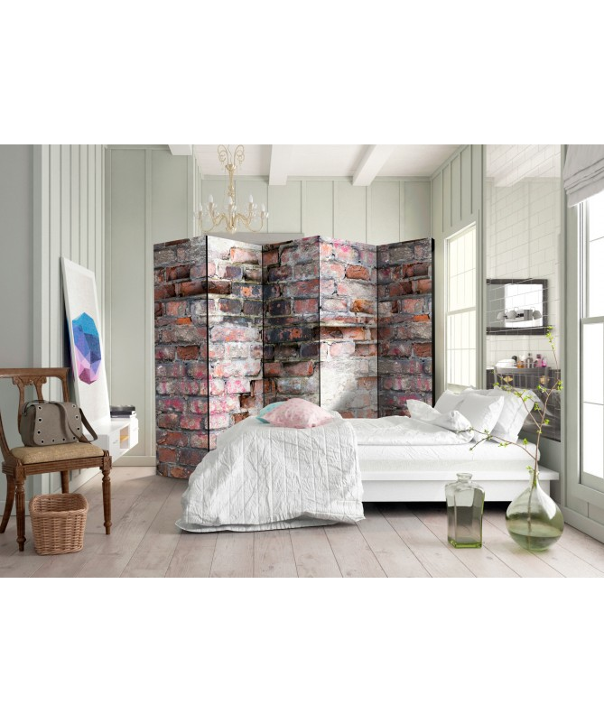 Paravento - Old Wall II [Room Dividers]