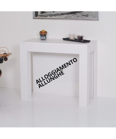 Consolle allungabile Big Due Made in Italy