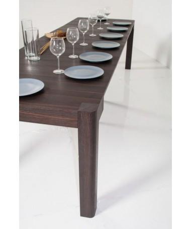 Portafoto da tavolo Ariete in legno - set da 2