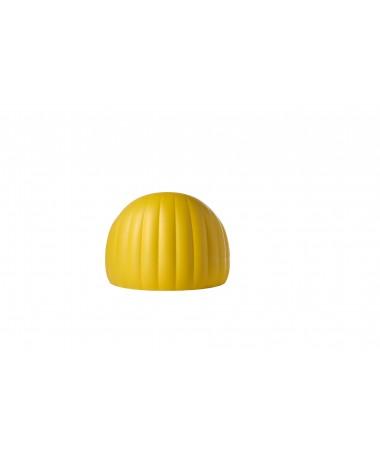 Divano alto Duplo di Bontempi Made in Italy - tessuto o pelle ecologica