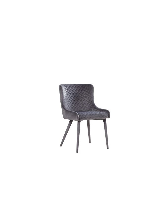 POLTRONCINA BEVERLY IN VELLUTO VERDE SCURO