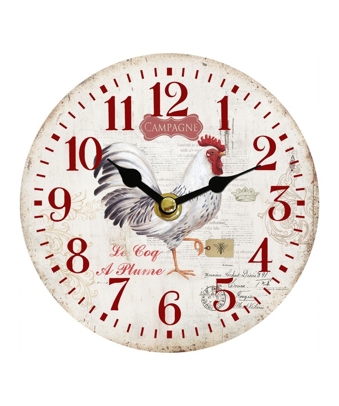 OROLOGIO IN METALLO ROOSTER