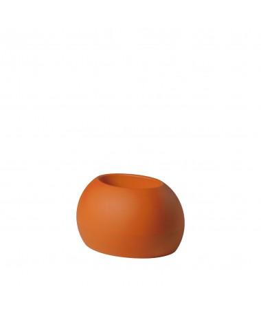 Albero innevato con base in tessuto - 60 cm
