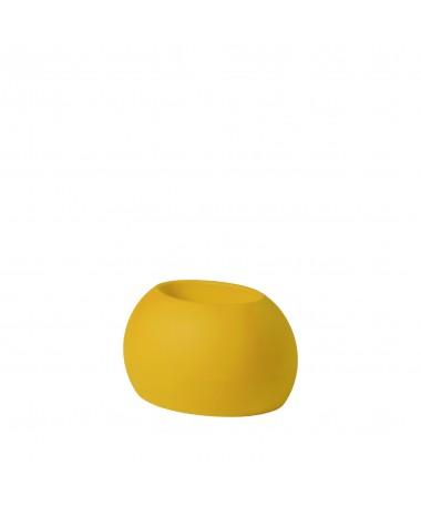 Albero innevato con base in tessuto - 90 cm