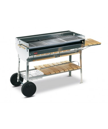 Barbecue Planet Inox
