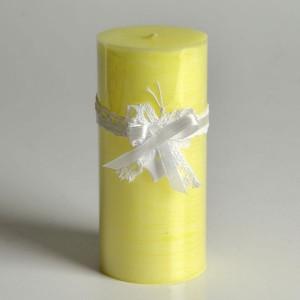 Set 6 candele al limone