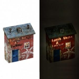 Scrivania Basil Metal con due cassetti