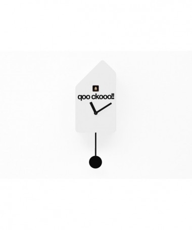 Orologio a cucù Q01 - laccato