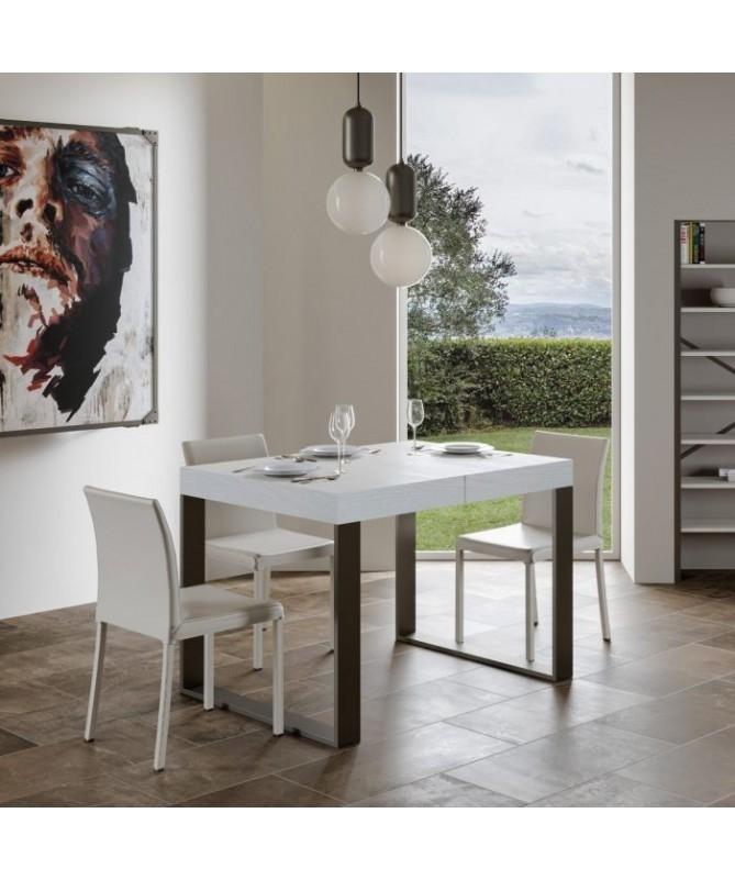 Tavolo Tecno allungabile  90X130/234 cm Made in Italy