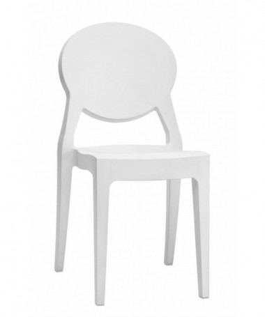 Sedia Igloo Chair set da 4 in policarbonato Made in Italy