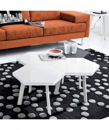 Tavolino Rossella Made in Italy