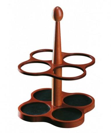 POLTRONA RELAX ELISA CON ELEVATORE E 2 RECLINATORI ELETTRICI, 2 MOTORI, IN SIMILPELLE di colore BORDEAUX