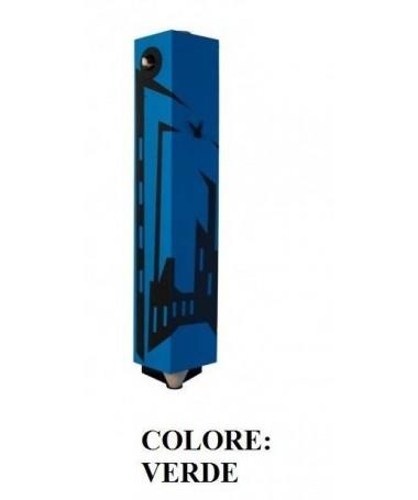Orologio con cucù Metropolis cassa in mdf laccato Made in Italy