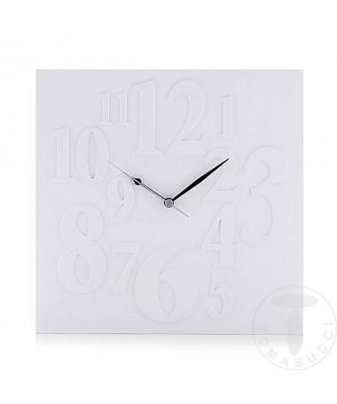 Orologio da parete Mix - bianco