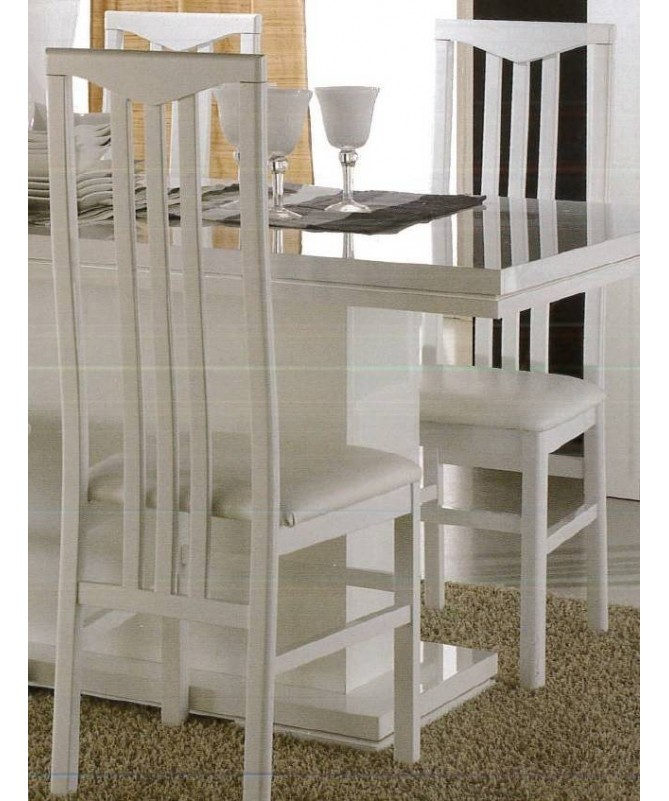 Set 2 sedie Milano Made in Italy