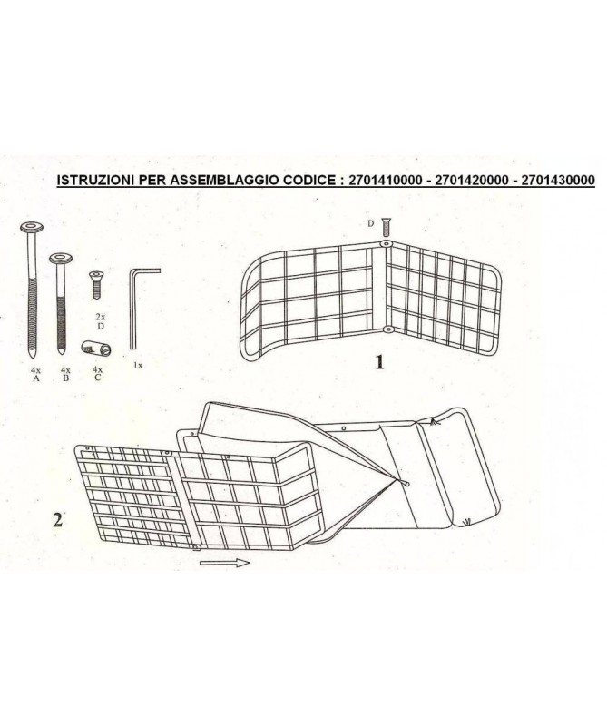 Poltrona molleggiata in legno e tessuto imbottito - terracotta