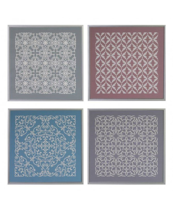 Quadri stampa decori - set da 4