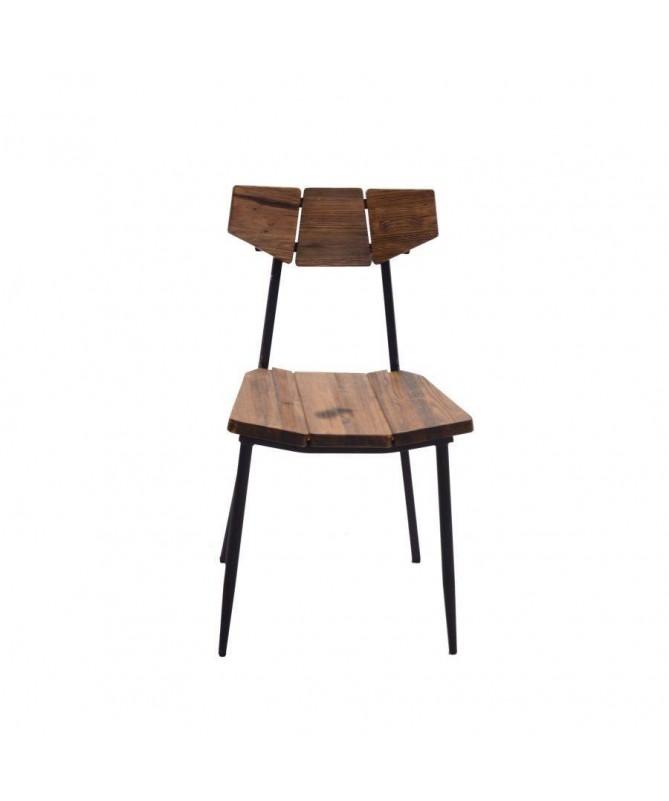 Sedia in legno Dublino - set da 2
