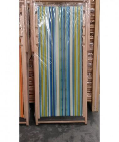 Sdraio Nettuno in legno Made in Italy - set da 2
