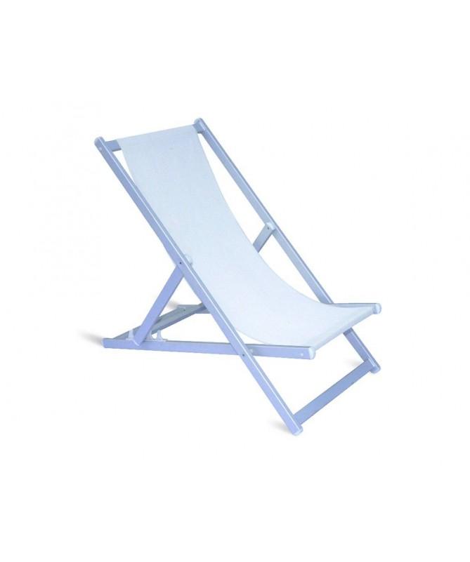 Sedie Sdraio Pieghevoli Alluminio.Sdraio Pieghevole In Alluminio E Textilene Di Colo