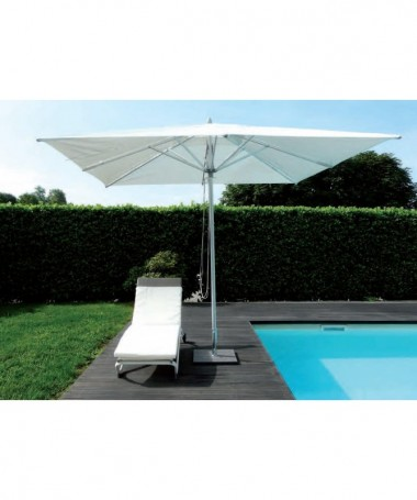 Ombrellone palo centrale Pool Made in Italy - 300 x 300 cm