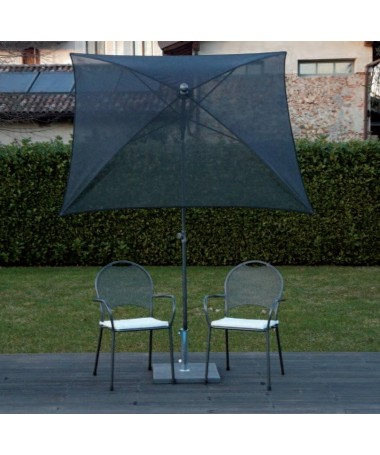 Ombrellone palo centrale Pool Made in Italy - 180 x 180 cm